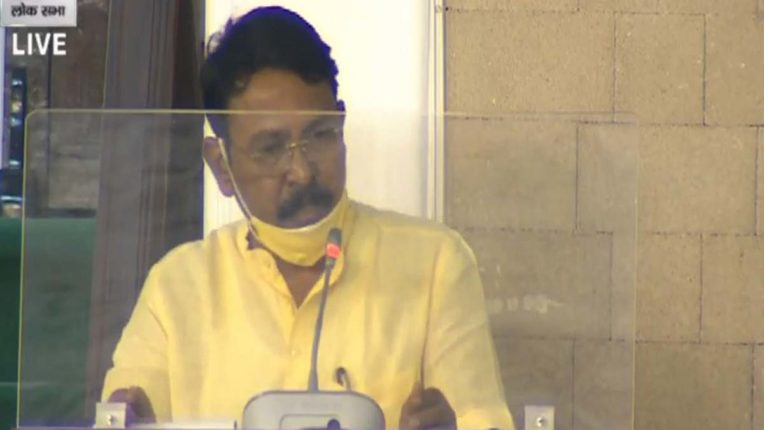 MP Sunil Mendhe