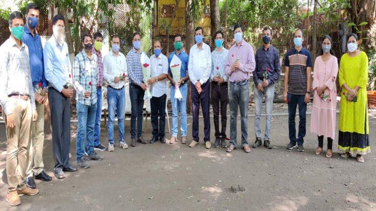 महाराष्ट्र राज्य बिजली मंडल अधिकारी संगठन की औरंगाबाद कार्यकारिणी घोषित