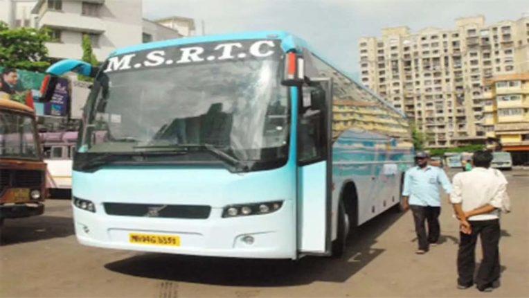 अब मध्य प्रदेश और कर्नाटक के रास्तों पर भी दौडेंगी MSRTC बसें