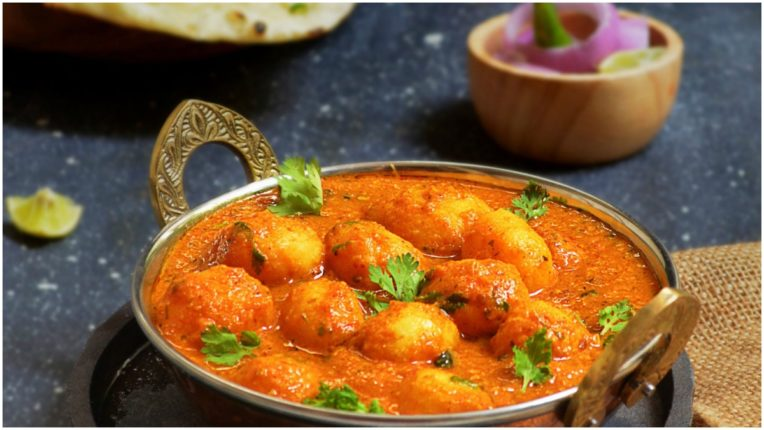 Make dum aloo curry with this method, eaters will not forget the taste