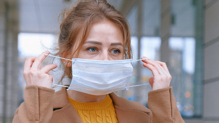 Homemade Masks Effective in preventing disease particles emanating from cough, sneeze