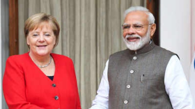 Angela Merkel wishes Prime Minister Modi on his 70th birthday