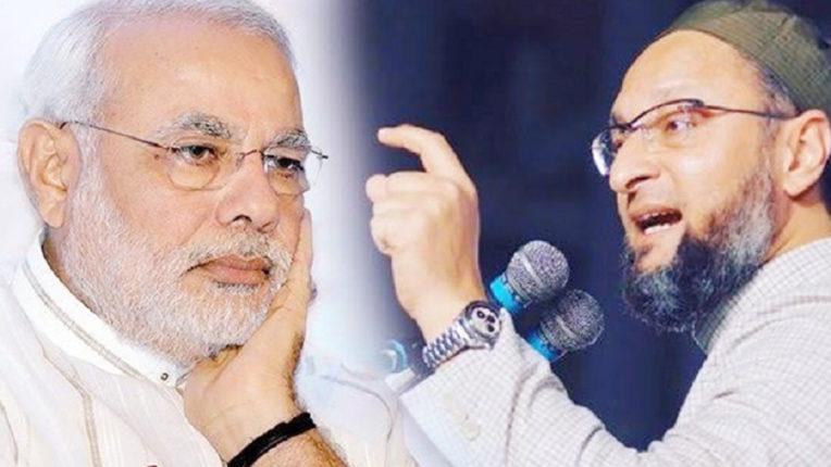 Modi and Owaisi