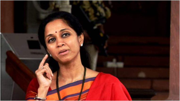 NCP MP Supriya Sule appeals to restore restaurant business in Maharashtra
