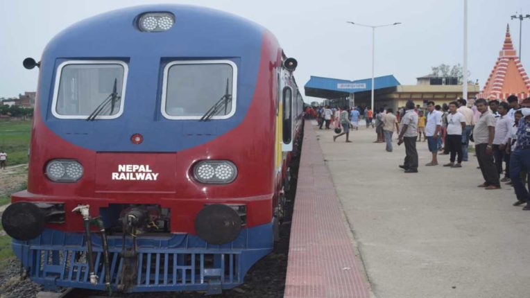India-Nepal JWG meet on joint rail projects, discussion on these rail routes