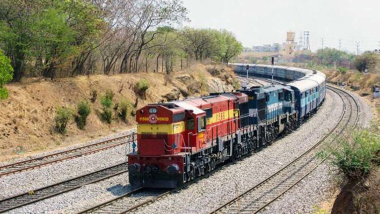 Nagpur-Jabalpur broad gauge