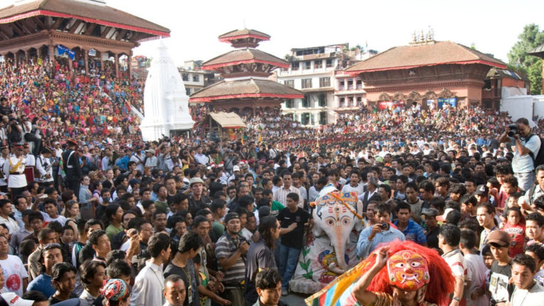 Devotees fear god's wrath due to not celebrating in Nepal