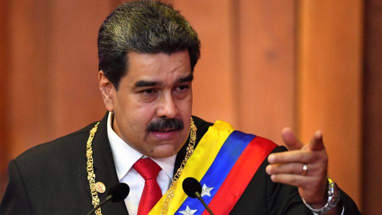 वेनेजुएला के राष्ट्रपति ने कहा, रिफाइनरी के निकट अमेरिका का जासूस गिरफ्तार