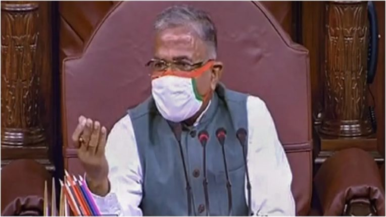 No-confidence motion rejected against Deputy Chairman of Rajya Sabha, eight opposition members suspended