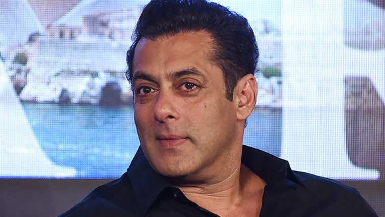 Not working during lockdown was stressful Salman-khan