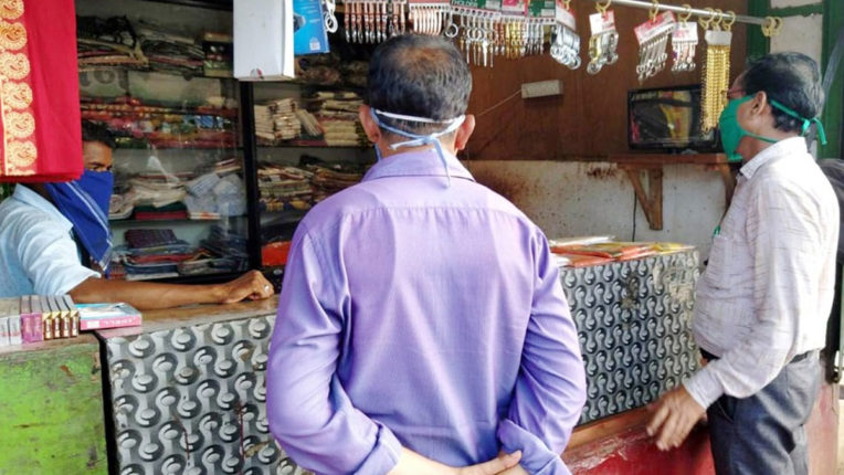 Panthail investigation in Desaiganj city