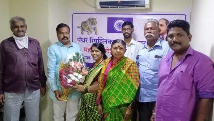 पुणे जिले में पैंथर रिपब्लिकन पार्टी (एस) में हुई नियुक्तियां