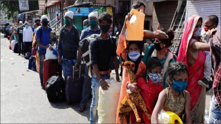 लॉकडाउन के दौरान एक करोड़ प्रवासी कामगार अपने राज्य वापस लौटे: सरकार