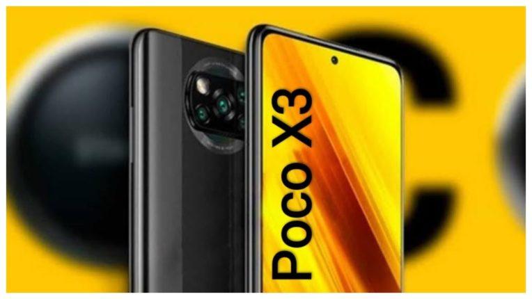 भारतीय बाज़ार में आज दस्तक देगा Poco X3 स्मार्टफोन