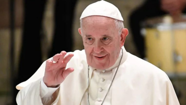 Pope Francis said- women can recite the Gospel in prayer but cant be priests