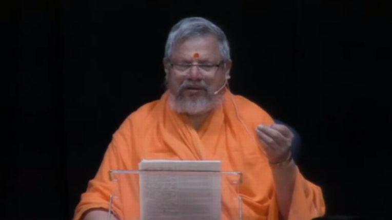 वैदिक आश्रम के आध्यात्मिक गुरु का निधन, अंतिम संस्कार के लिए ले जाया गया भारत