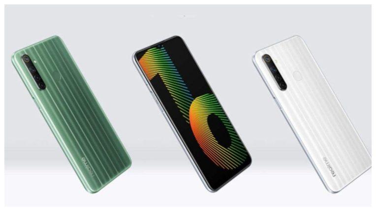 Realme Narzo 20 सीरीज़ के स्मार्टफोन्स 21 सितंबर होंगे लॉन्च