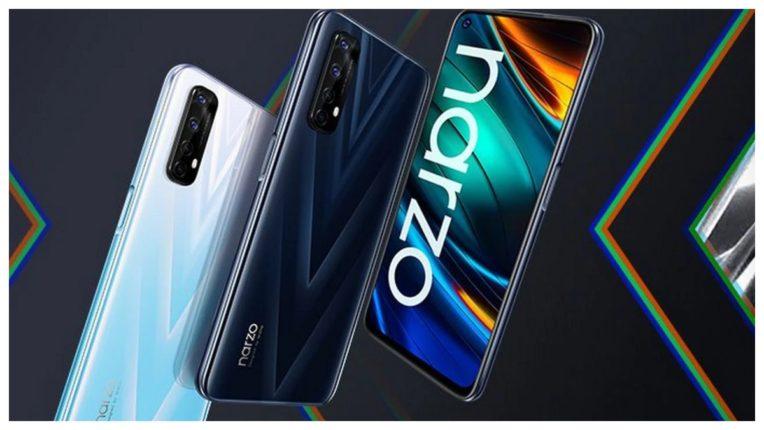 Realme Narzo 20 सीरीज़ के तीन स्मार्टफोन्स हुए लॉन्च, जानें स्पेसिफिकेशन्स