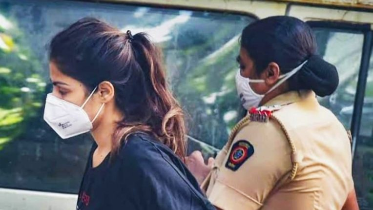Sushant Death Case: Rhea Chakraborty released from jail after almost a month, reached home