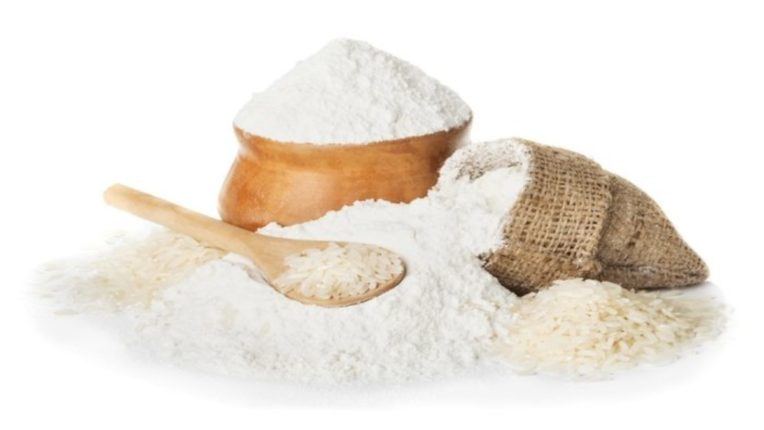 Rice flour can increase your beauty, use this way