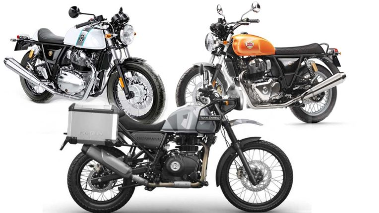 Royal Enfield Himalayan, Interceptor 650 और Continental GT 650 की कीमत बढ़ी