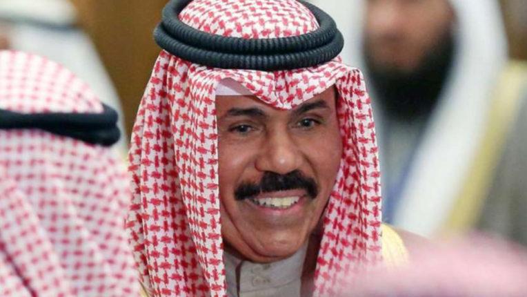 Sheikh Nawaf sworn in as Kuwait ruler