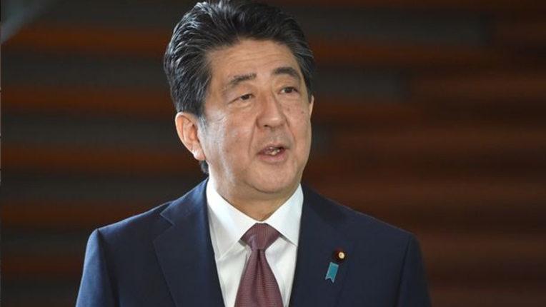 पूर्व प्रधानमंत्री आबे तोक्यो के विवादित स्मारक पहुंचे,  ट्वीट कर दी जानकारी