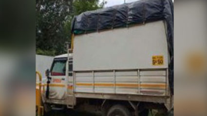 Smuggling of liquor under the guise of onion, 2 arrested