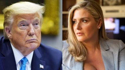 Donald Trump accused former model of sexual harassment
