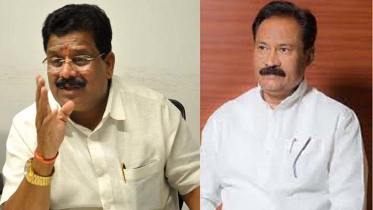 Vikas Thakre and Anil Ahirkar