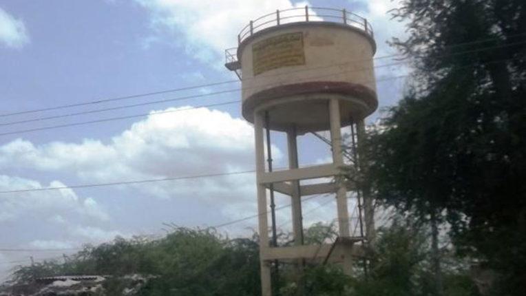 चितापुर की जल योजना एक माह से बंद