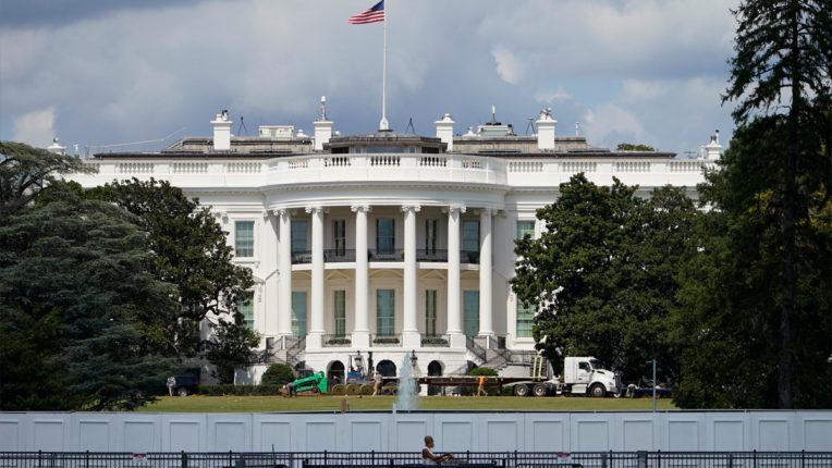 व्हाइट हाउस के पते पर आए एक लिफाफे में जहर होने की पुष्टि