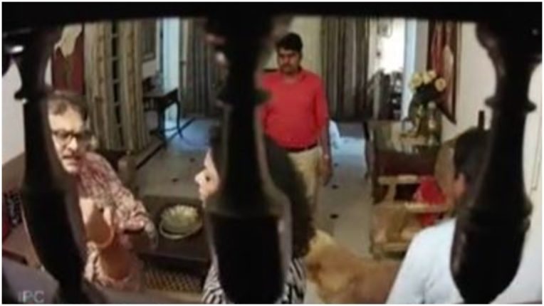 Wife caught other woman in objectionable position, then DG rank officer beat