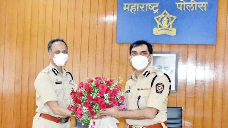 पुणे के नवनियुक्त पुलिस आयुक्त अमिताभ गुप्ता ने संभाला पदभार