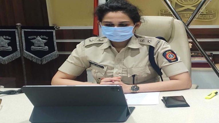 एसपी मोक्षदा पाटिल ने 2 दिन में किए 271 कर्मचारियों के तबादले