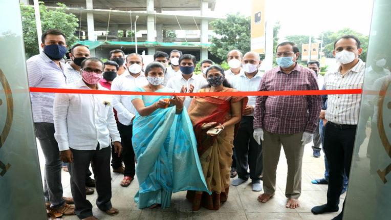 बाणेर में राष्ट्रवादी कोविड-19 सहायता कक्ष शुरू