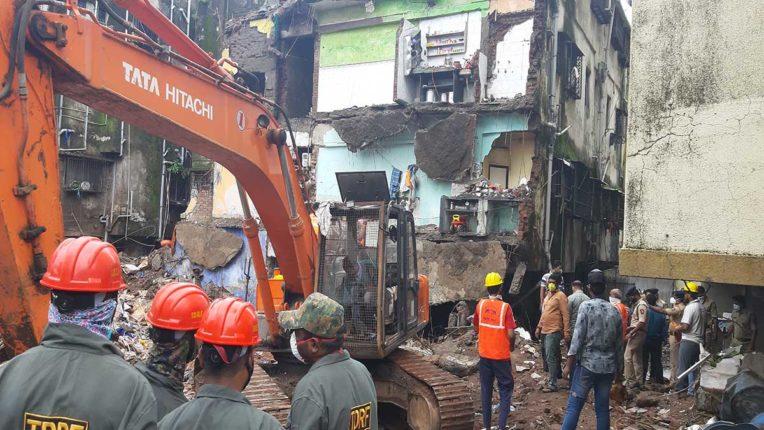 भिवंडी इमारत हादसे में मृतकों की कुल संख्या हुई 38