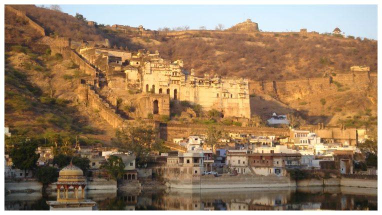 चित्रकला से है प्रेम, तो करें राजस्थान के बूंदी शहर का रुख