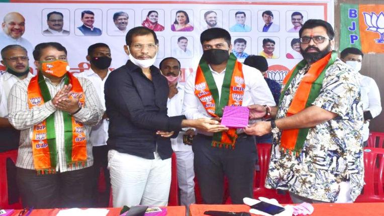 भाजपा के चिंचवड-किवले मंडल की कार्यकारिणी घोषित
