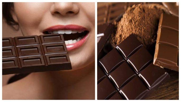 खाने के लिए नहीं ब्यूटी के लिए भी इस्तेमाल करें डार्क चॉकलेट
