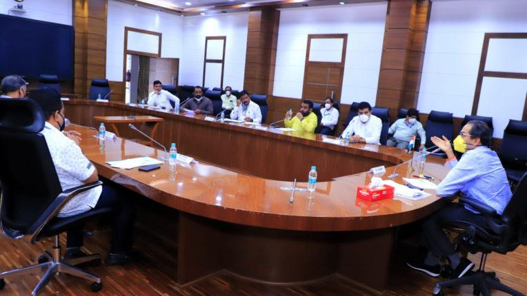 विदर्भ में कोविड-19 अस्पताल बनाने की मांग, मुख्यमंत्री से मिले विदर्भ के छह विधायक की सकारात्मक चर्चा