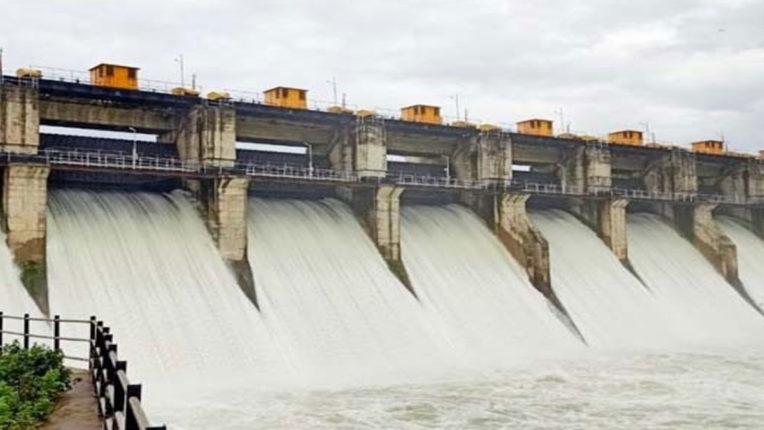 जिले के 63 जलाशय लबालब, जोरदार बारिश से जलस्तर बढ़ा