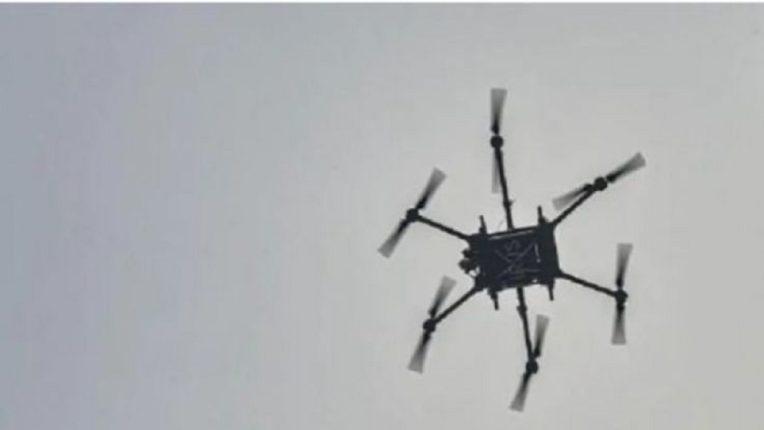 नक्सलियों द्वारा ड्रोन निगहेबानी?, पुलिस विभाग हुआ सतर्क