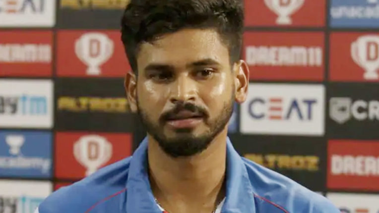 We thought the score would be lower but the bowlers did a good job: Iyer