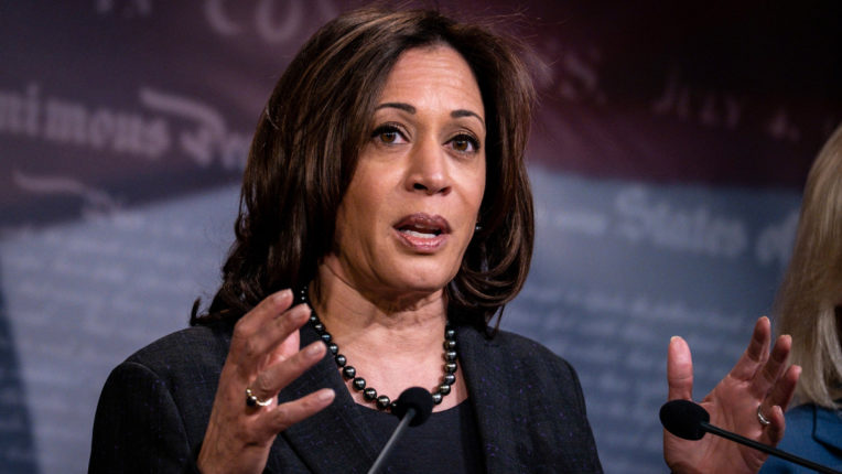 Biden is a leader the world will respect: Kamala Harris