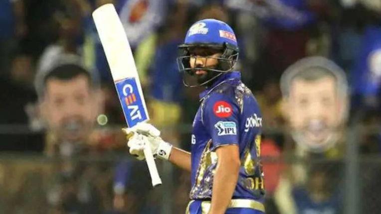 मुंबई इंडियंस की पहली जीत, रोहित के नाम नए रिकॉर्ड्स