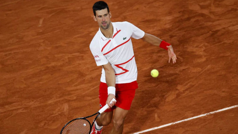 Djokovic in the French Open final after beating Tsitsipas, will be competing with Nadal