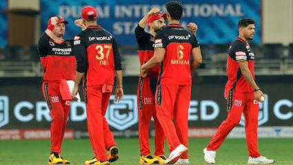 आरसीबी ने सनराइजर्स को हराया, जीत में चमके पडिक्कल और चहल
