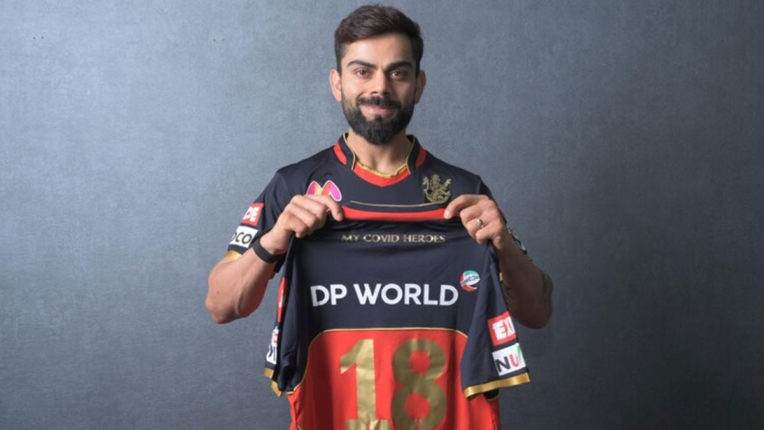 royal-challengers-bangalore-to-pay-tribute-to-covid-heroes-through-ipl-2020