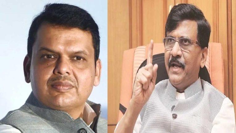 महाराष्ट्र में राजनीतिक भूकंप!, फडणवीस और राउत के बीच लगभग 2 घंटे चली गुप्त बैठक